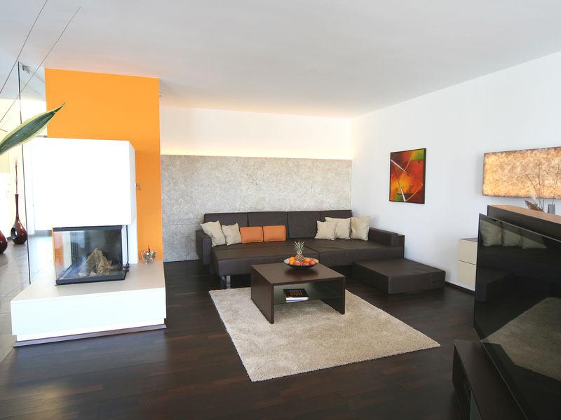 Wohnzimmer Planung und Einrichtung