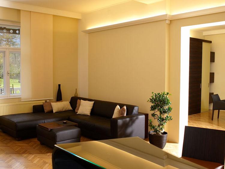 Wohnbereich Innenarchitektur