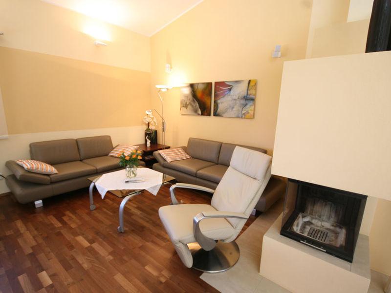 Wohnzimmer Raumplanung Innenarchitektur