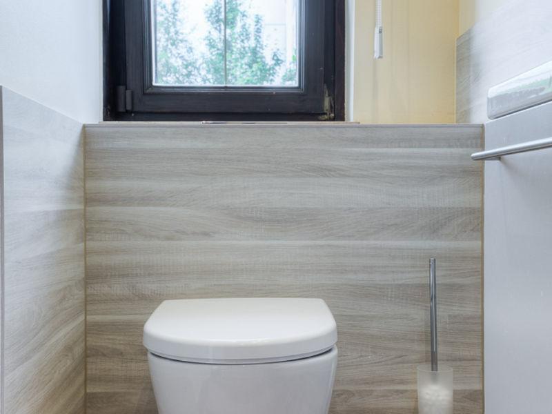 Sanierung WC
