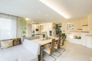 Innenarchitektur Wohnraum