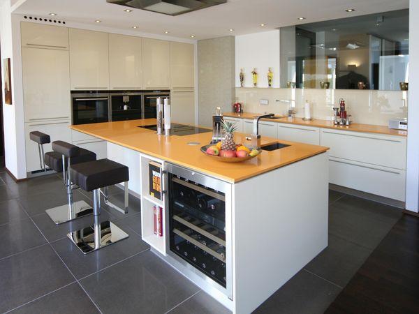 Kücheninsel Innenausstattung
