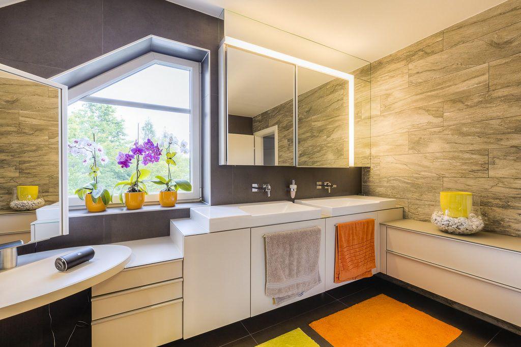 Badezimmer Eferding Renovierung Riemer4 1024x683 - Unsere kleine Wellnessoase: das Badezimmer