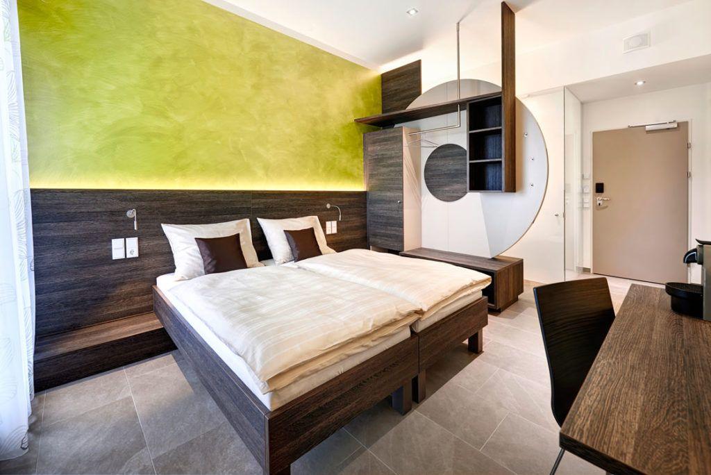 Doppelzimmer marchtrenk innenarchitektur eeeHotel5 1024x684 - Hotellerie neu definiert