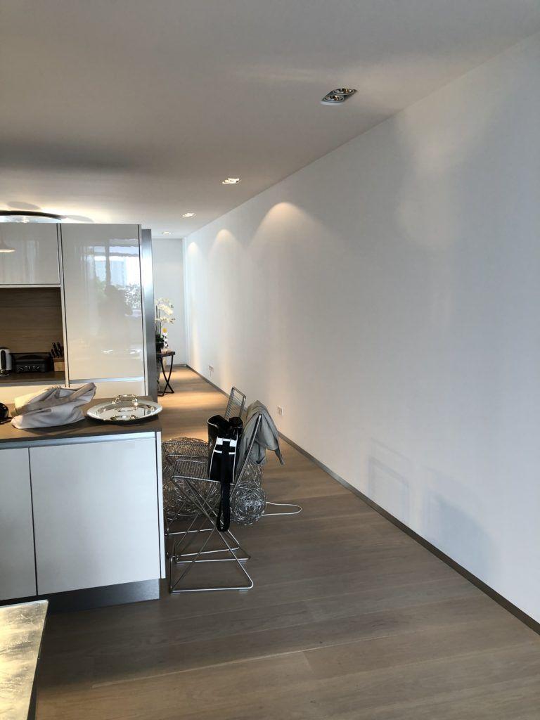 """Innenarchitektur Wien Kueche Vorher3 768x1024 - Außergewöhnliche Raumgestaltung sorgt für mehr """"Pepp"""""""