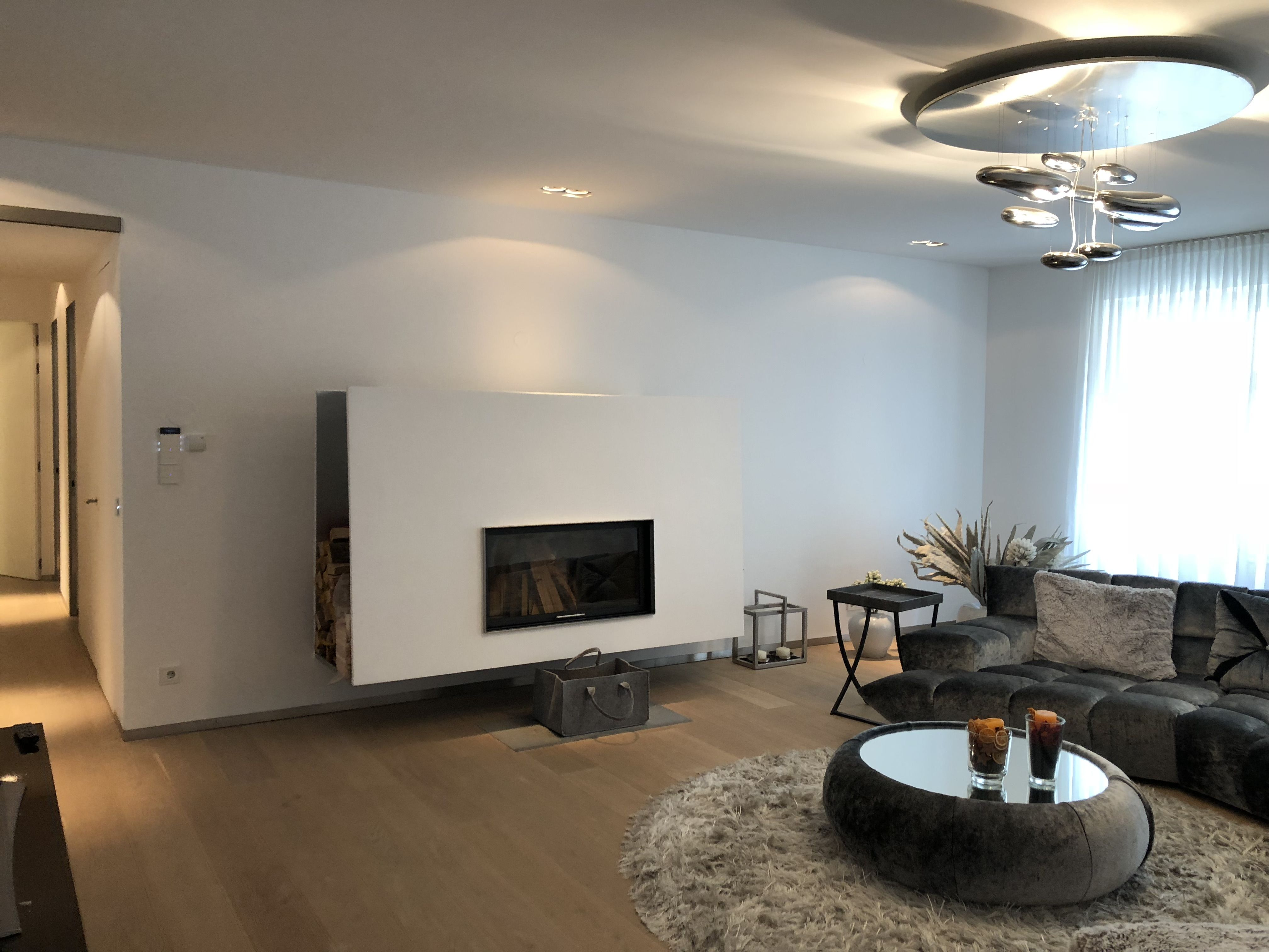 Innenarchitektur Wien Wohnzimmer Vorher