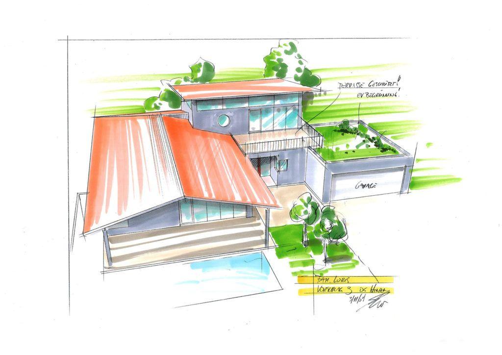 Planung Innenarchitekt Haus Loris8 1024x724 - Gut geplant, Geld gespart!
