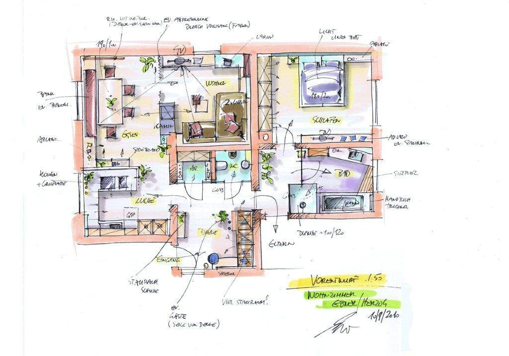 Renovieren Sanieren Umbau Innenarchitektur5 1024x717 - Renovierungen - Albtraum oder reinste Freude?