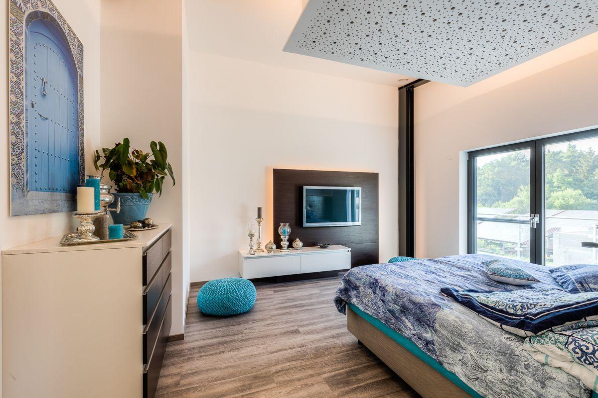 Schlafzimmer Nuernberg Innenarchitektur Krueger2 - 5 geniale Beleuchtungstipps für mehr Behaglichkeit in den eigenen vier Wänden - zum Nachmachen!