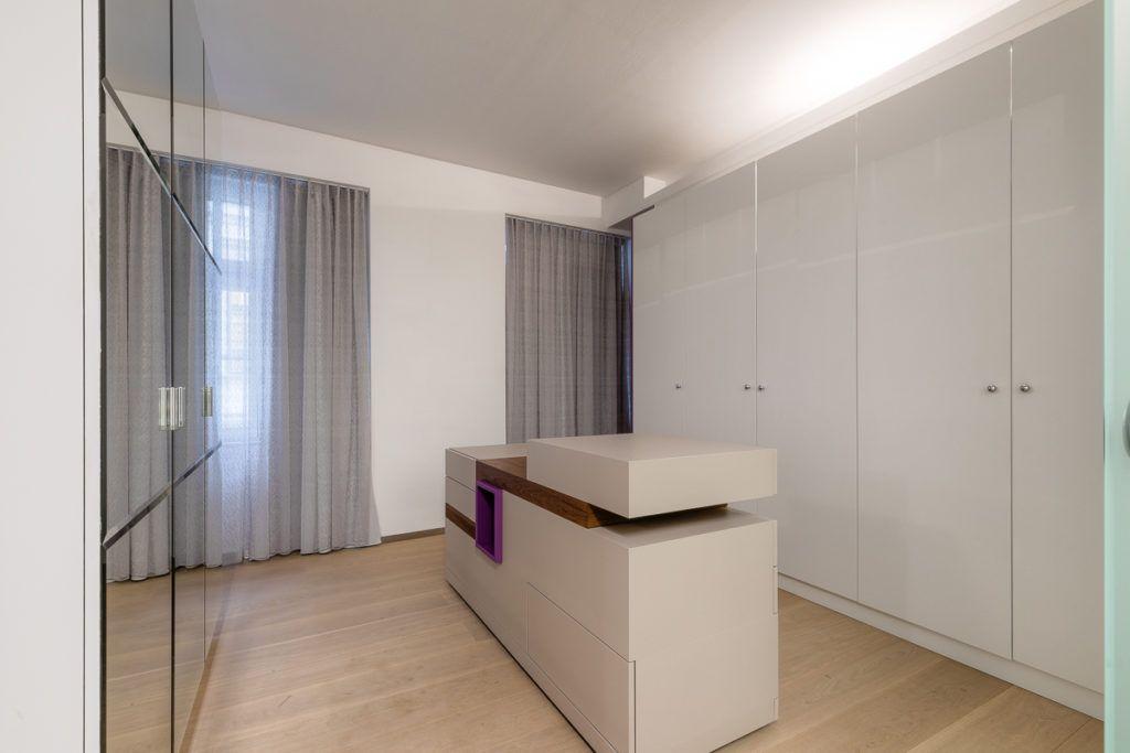"""Schrankraum Wien Sanierung Markovic1 1024x683 - Außergewöhnliche Raumgestaltung sorgt für mehr """"Pepp"""""""
