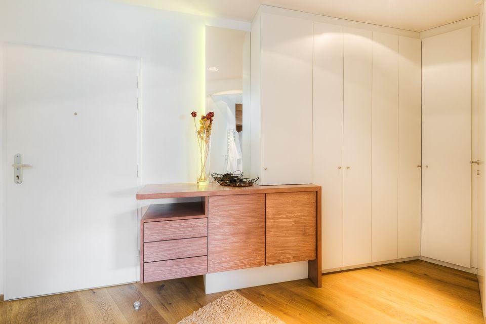 Vorraum Wien Renovierung Winter2 - Eine Dachgeschosswohnung optimal einrichten