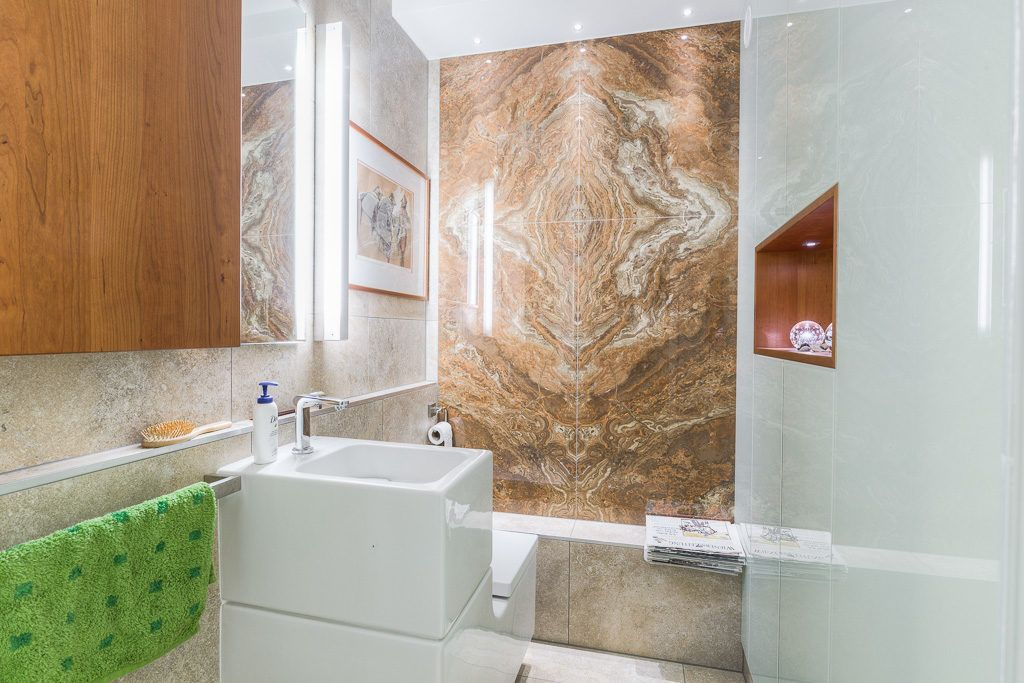 """WC Melk Innenarchitektur Schartner2 1024x683 - Für Liebhaber von natürlichen Materialien,</br> die nicht auf das """"Moderne"""" verzichten wollen"""
