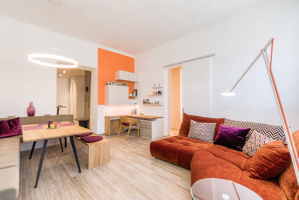 Wohnzimmer Innsbruck Renovierung Sumhammer3 1024x683 - Was ist wirklich gute Dekoration?