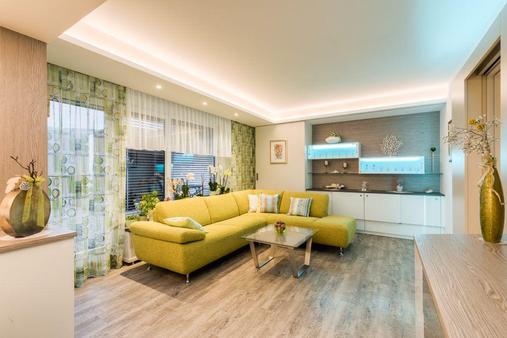 Wohnzimmer Linz Renovierung Kern2 1024x683 - Das perfekte Wohnzimmer –</br>Farben, Materialien, aktuelle Trends