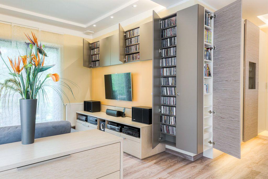 Wohnzimmer Wien Renovierung Matula3 1024x683 - Haus-Erdgeschoss-Komplettsanierung