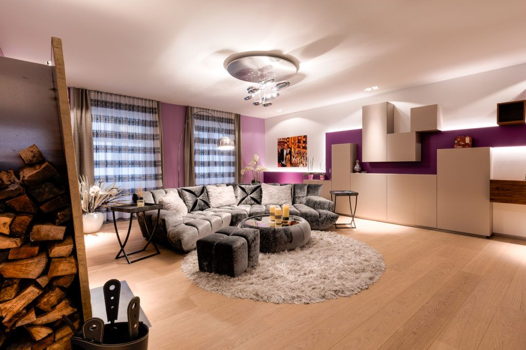 Wohnzimmer Wien Sanierung Markovic1 1024x683 - Das große Frühlingserwachen:</br>Frischer, Freundlicher, Heller und alle Wohntrends 2019