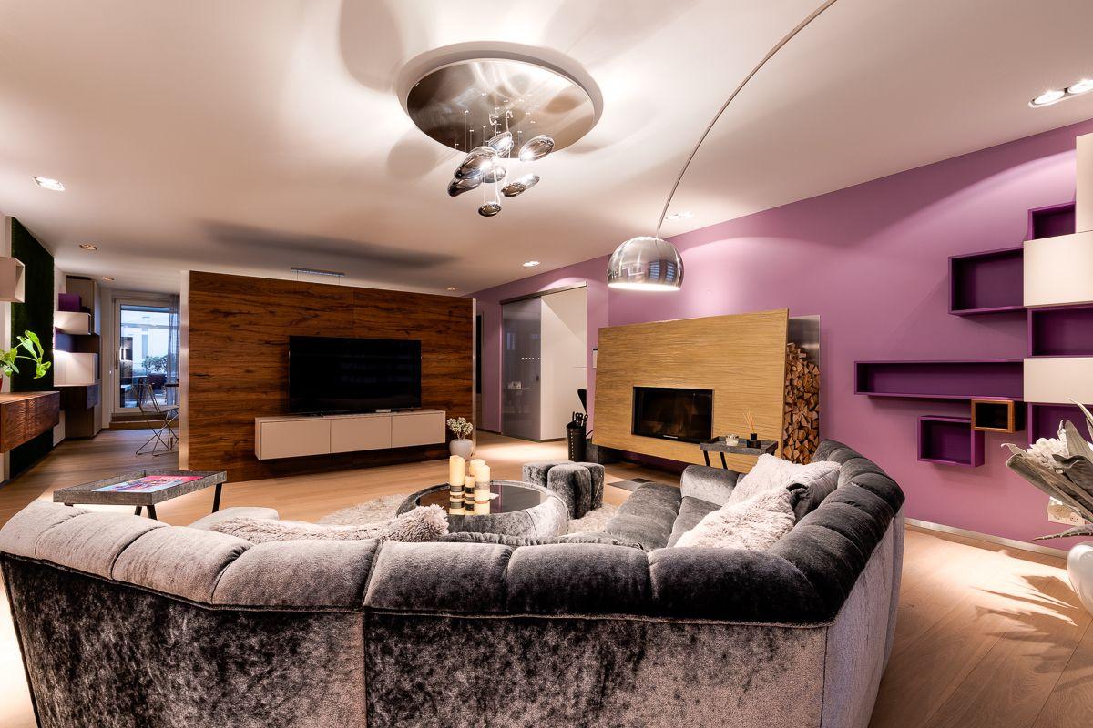 Wohnzimmer Wien Sanierung Markovic