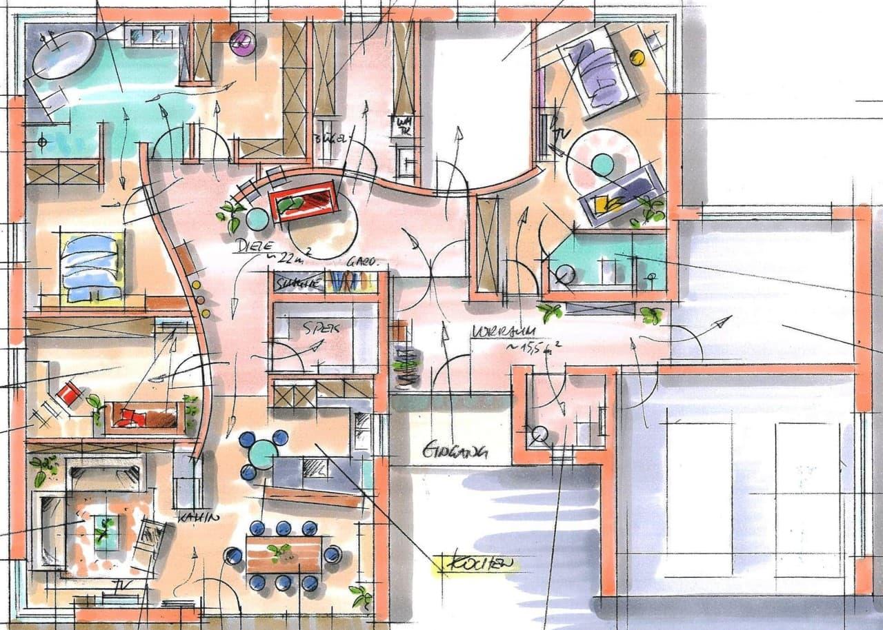 thumbnail - Unsere Spezialität: Bauen und Planen von INNEN nach Außen