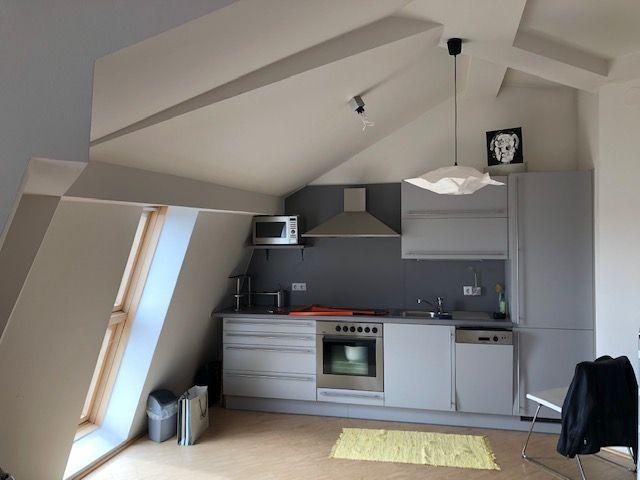 IMG 0697 - Renovierung einer Dachgeschosswohnung für Kunstliebhaber