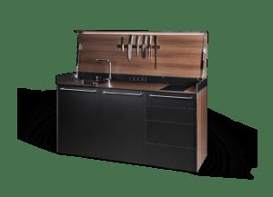 Outdoor kueche2 300x217 - Eine Neuheit unter den Outdoorküchen: Die Grillbar