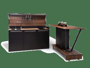 Outdoor kueche3 300x225 - Eine Neuheit unter den Outdoorküchen: Die Grillbar
