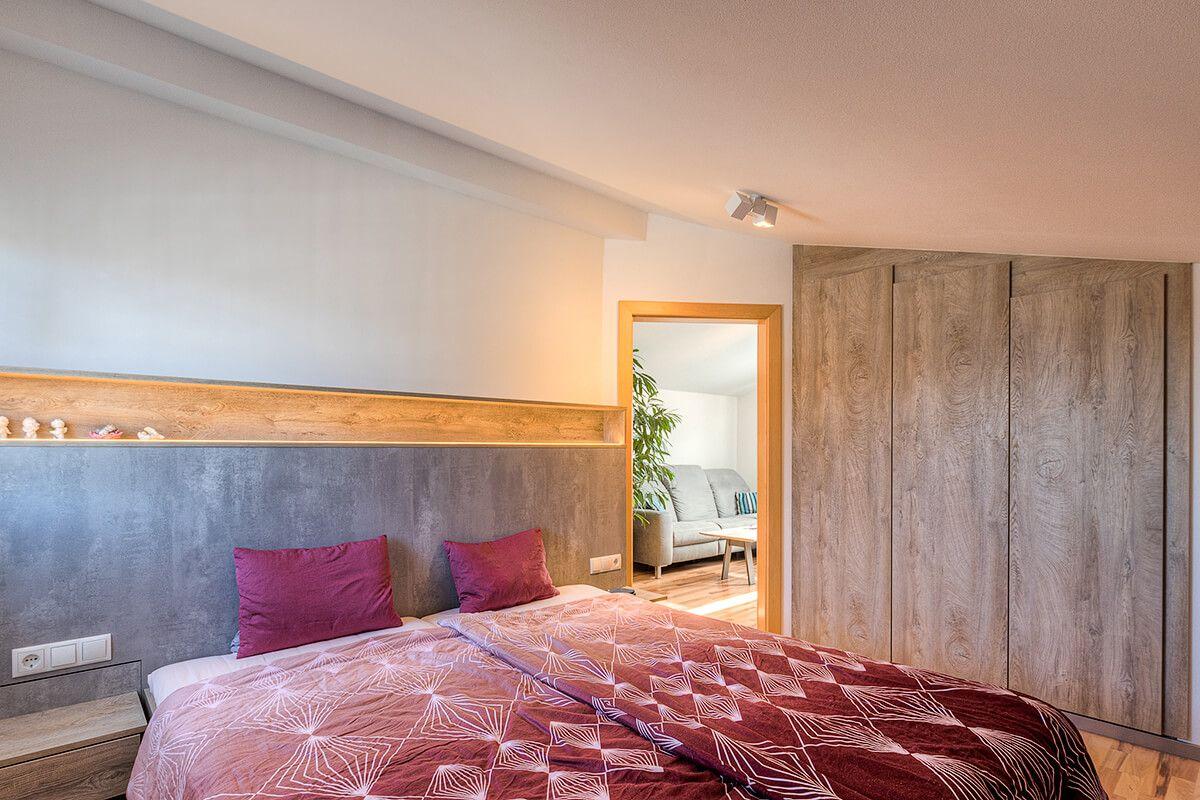 Steiner 02 21 72dpi 004 - Ein Kleingartensiedlungshaus in Wien wird zum schicken Ruhestanddomizil